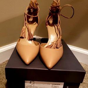 Ladies Lace up Heels